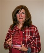 Manager's Excellence in Service Award - Terri Wilcox
