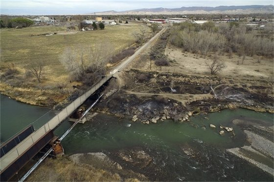 Bridge could open by end of June.